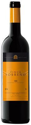 Вино красное сухое «Finca Sobreno Toro Crianza»