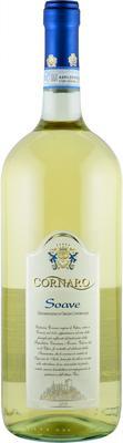 Вино белое сухое «Cornaro Soave»