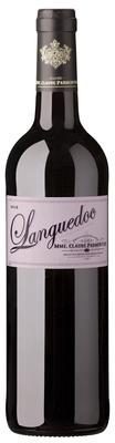 Вино красное сухое «Madame Claude Parmentier Languedoc»