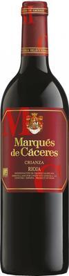 Вино красное сухое «Marques de Caceres Crianza, 0.75 л» 2012 г.