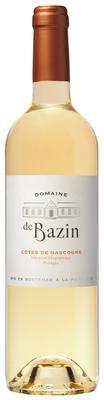 Вино белое полусладкое «Domaine de Bazin Cotes de Gascogne moelleux»
