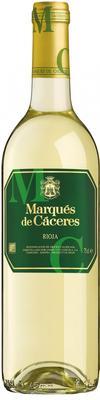 Вино белое сухое «Marques de Caceres Blanco» 2015 г.