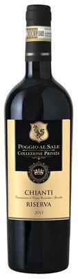 Вино красное сухое «Poggio Al Sale Collezione Privata Chianti Riserva»