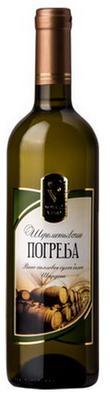 Вино белое сухое «Шереметьевские Погреба Шардоне»