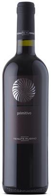 Вино красное полусухое «Tenute Rubino Primitivo»