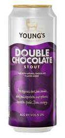 Пиво «Double chocolate Stout» в жестяной банке