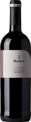 Вино красное сухое «Botter Merlot» 2015 г.