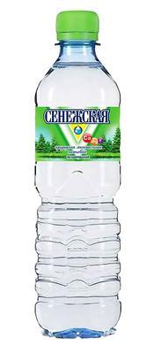 Вода питьевая негазированая «Сенежская, 1.5 л»