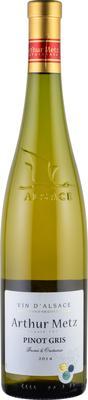 Вино белое полусухое «Arthur Metz Pinot Gris»