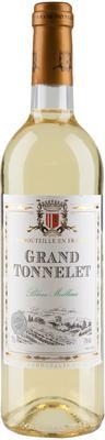 Вино столовое белое полусладкое «Grand Tonnelet Blanc Moelleux»