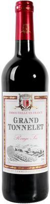 Вино столовое красное сухое «Grand Tonnelet Rouge Sec»