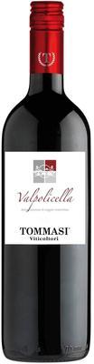 Вино красное сухое «Tommasi Valpolicella, 0.75 л» 2015 г.
