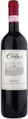 Вино красное сухое «Ceste Barolo»