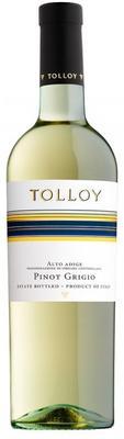 Вино белое сухое «Pino Grigio Tolloy» 2014 г.