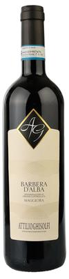 Вино красное сухое «Barbera D`alba Maggiora» 2013 г.