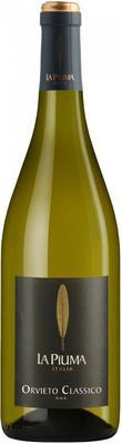 Вино белое сухое «La Piuma Orvieto Classico» 2015 г.