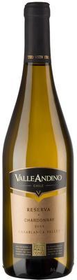 Вино белое сухое «Valle Andino Chardonnay Reserva»
