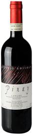 Вино красное сухое «Langhe Rosso Pinay» 2009 г.