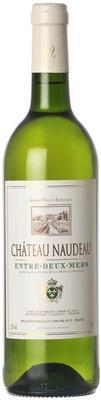 Вино белое сухое «Chateau Naudeau» 2013 г.