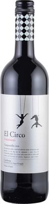 Вино красное сухое «El Circo Volatinero, 0.75 л»