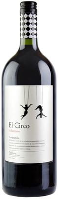 Вино красное сухое «El Circo Volatinero, 1.5 л»