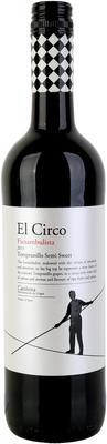 Вино красное полусладкое «El Circo Funambulista»