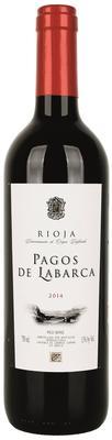 Вино красное сухое «Pagos de Labarca Rioja»