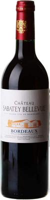 Вино красное сухое «Chateau Sabatey Bellevue» 2015 г.