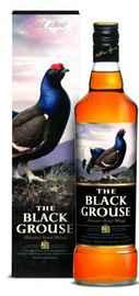 Виски шотландский «Black Grouse» в подарочной упаковке