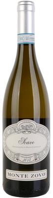 Вино белое сухое «Monte Zovo Soave»