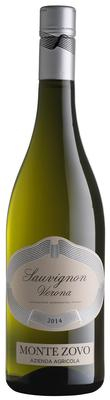 Вино белое сухое «Monte Zovo Sauvignon» 2013 г.