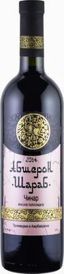 Вино столовое красное полусладкое «Абшерон-Шараб Чинар»
