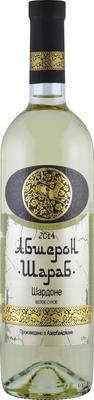 Вино белое сухое «Абшерон-Шараб Шардоне»