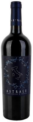 Вино красное сухое «Astrale Rosso, 0.2 л»
