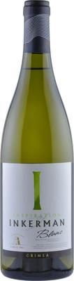 Вино белое полусухое «I Inspiration Inkerman Blanc»