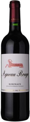 Вино красное сухое «Baron Philippe de Rothschild Agneau Rouge» 2014 г.
