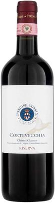 Вино красное сухое «Cortevecchia Chianti Classico Riserva» 2013 г.