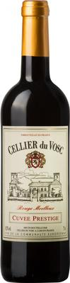 Вино красное полусладкое «Cellier du Vosc Cuvee Prestige Red Semi sweet»
