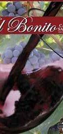 Вино красное сухое «El Bonito Cabernet Sauvignon» 2015 г.