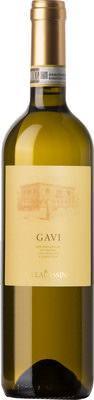 Вино белое сухое «Villa Cassina Gavi» 2015 г.