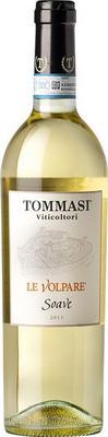 Вино белое сухое «Tommasi Le Volpare Soave Classico» 2015 г.
