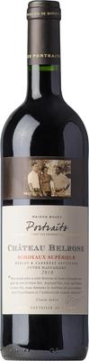 Вино красное сухое «Chateau Belrose» 2015 г.