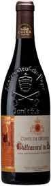 Вино красное сухое «Antoine Ogier Chateauneuf du Pape Cuvee de l'Hospice» 2013 г.