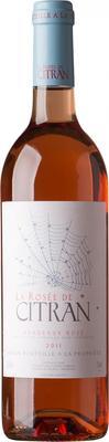 Вино розовое сухое «La Rose de Citran» 2011 г.