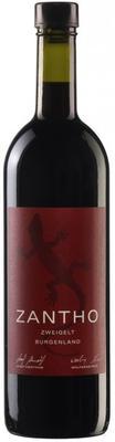 Вино красное сухое «Zantho Zweigelt» 2015 г.