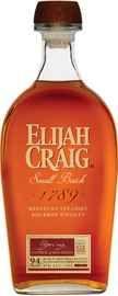 Виски американский «Elijah Craig Small Batch»