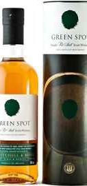 Виски ирландский «Green Spot» в тубе
