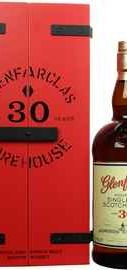 Виски шотландский «Glenfarclas 30 years» в подарочной упаковке