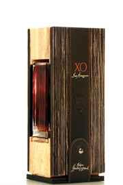 Арманьяк «Baron G. Legrand XO Bas Armagnac» графин + деревянный ящик