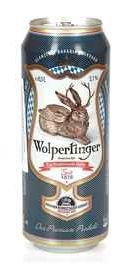 Пиво «Вольпертингер Светлое Традиционное» в жестяной банке